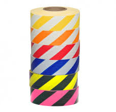 Tuff Industries Striped Roll Flagging