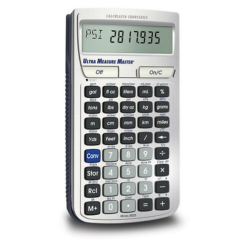 Ultra Measure Master Calculator