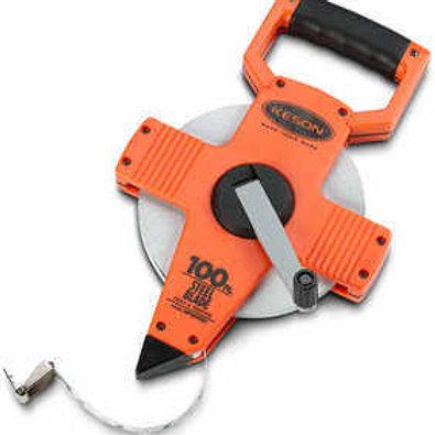 Keson NR Series Steel Tapes - Hook End - Feet & Tenths