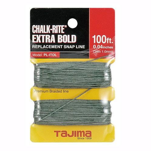 Tajima Chalk-Rite Replacement Snap Line Extra Bold PL-ITOL