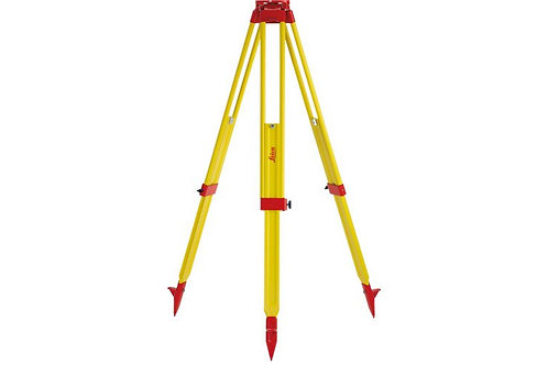 Leica Heavy Duty Wood Tripod GST120-9