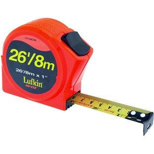 Lufkin Hi-Viz Pocket Tapes - Metric/Tenths