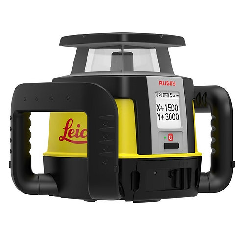 Leica Rugby CLA Upgradable Rotating Laser, #6012279