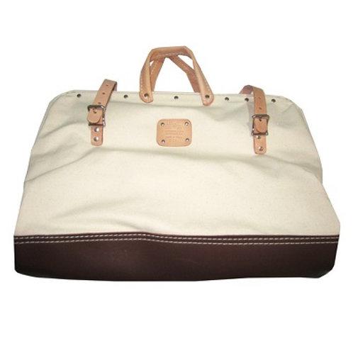 R & J Leathercraft Canvas & Leather Mason Tool Bag #M300