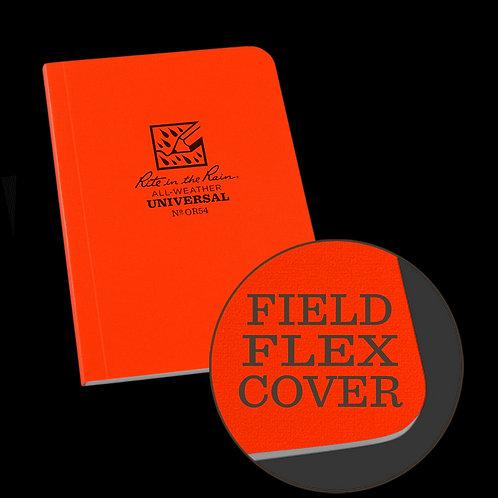 Rite in the Rain Side-Bound Field Flex Notebook - Universal Small