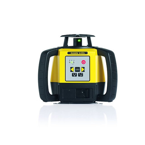 Leica Rugby 640G Rotating Laser, #845495