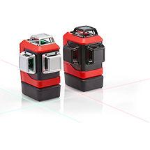 Leica Lino L6R & L6G 3x 360° Multiline Lasers