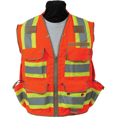 Seco 8265 Series Safety Vests