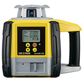 GeoMax Zone60 HG Rotating Laser Package #6010661