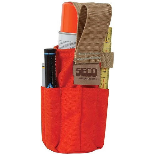 SECO Spray Can Holster With Pockets