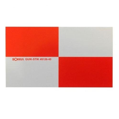 Sokkia Quik-Stik Target Cards - 25pk