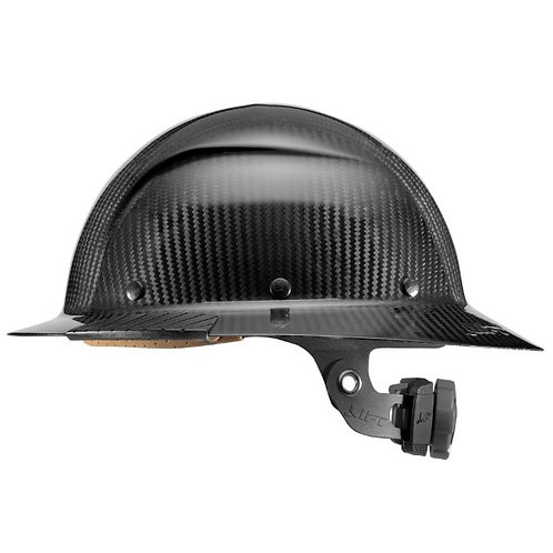 LIFT Safety HDC-15KG DAX Full Brim Carbon Fiber Hard Hat