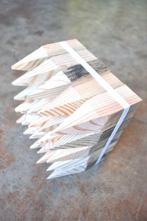 """2"""" x 2"""" Wooden Hubs"""