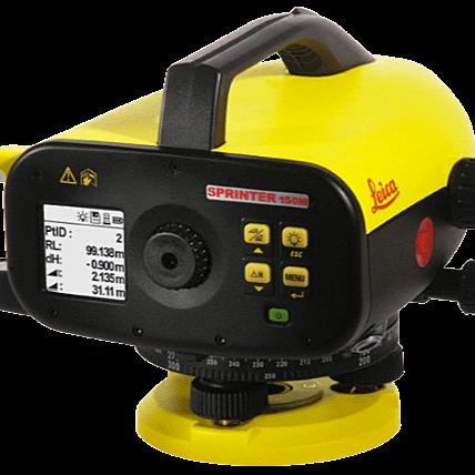 Leica Sprinter 150M Digital Level, #6002134