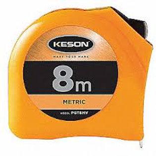 Keson PGT8MV 8m Pocket Tape Toggle Series Metric