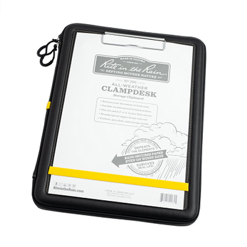 Rite In The Rain All-Weather Storage Clipboard