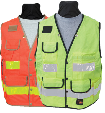Seco 8067 Series Safety Vests
