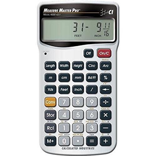 Measure Master Pro Calculator