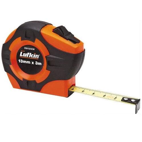 Lufkin Hi-Viz Pocket Tapes 3m, 5m - Metric