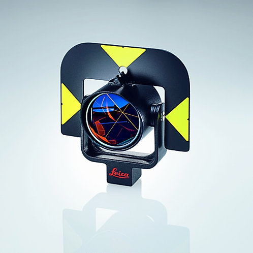Leica GPR121 Pro Circular Prism With Holder & Target Plate