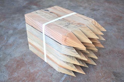 """2"""" x 2"""" x 12"""" Wooden Hubs"""