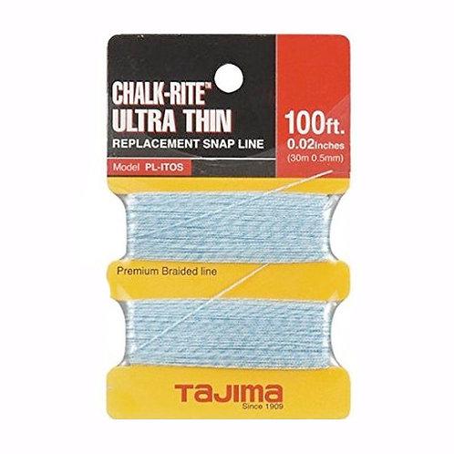 Tajima Chalk-Rite Replacement Snap Line Ultra Thin PL-ITOS