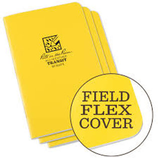 Rite In The Rain Field Flex Transit Book 3-pk, #301FX