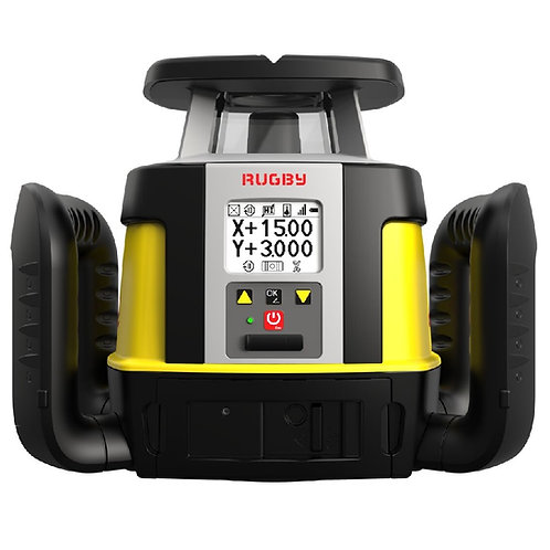 Leica Rugby CLA-ctive Rotating Laser with CLX700, #6016032