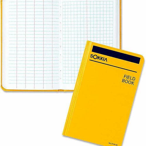 Sokkia Field Book, #8152-60