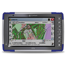 Carlson RT4 Ruggedized Tablet