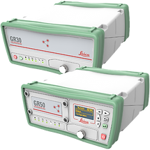 Leica GR30 & GR50 GNSS Reference Servers