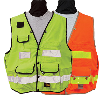 Seco 8068 Series Safety Vests