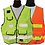 Thumbnail: Seco 8068 Series Safety Vests