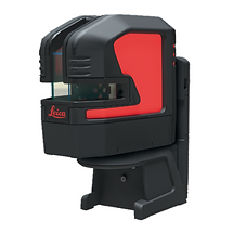 Leica Lino L2P5G Green Beam Cross Line and Point Laser Level
