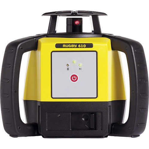 Leica Rugby 610 Rotating Laser, #812646