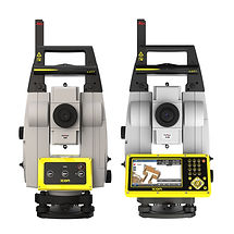 Leica iCON iCR70 & iCR80 Robotic Construction Total Stations