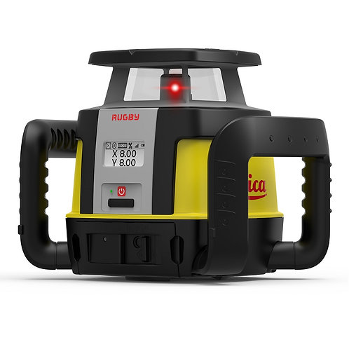 Leica Rugby CLH Upgradable Rotating Laser, #6012274