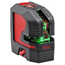 Leica Lino L2G Cross Line Laser Level