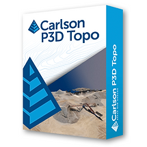 Carlson Precision 3D Topo Point Cloud Processing Software