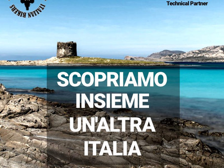 UN'ALTRA ITALIA CI ASPETTA. CON ITALIAN BIKERS