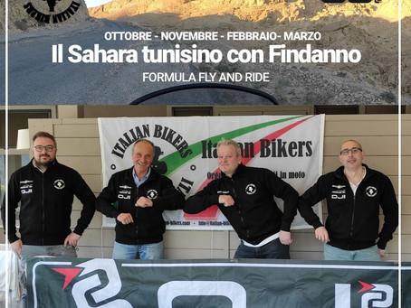 Il Sahara di Italian Bikers non ha più segreti con Gianpiero Findanno