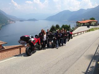 The Biggest Group Ever Around Lake Como