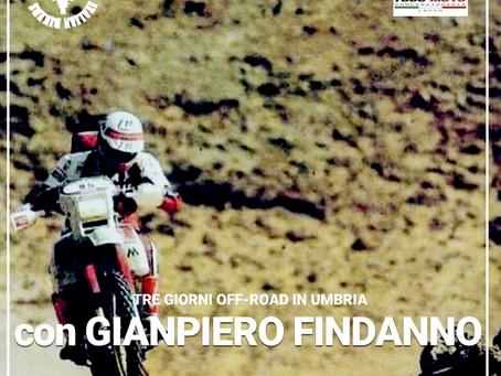 Italian Bikers vi svela l'Umbria inesplorata con una guida di assoluta eccezione: Gianpiero Findanno