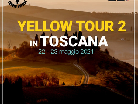 A grande richiesta, ecco un'altra proposta per un weekend in Toscana. Sempre in totale sicurezza.