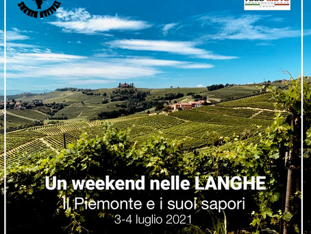 Un weekend nelle LANGHE con Italian Bikers