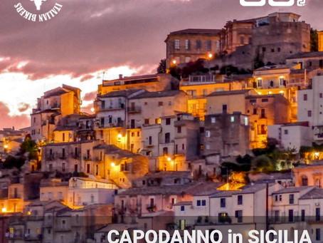 Cinque ottimi motivi per venire (malgrado il Covid) in Sicilia a Capodanno
