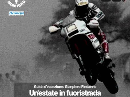 Scopri la bellezza dell'off-road con Italian Bikers. Guida d'eccezione: Gianpiero Findanno