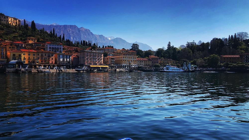 Varenna - Lake Como Motorbike