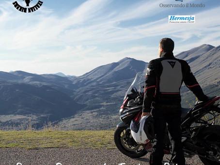 Dai, un ultimo sforzo. Buona Pasqua da Italian Bikers, amici.