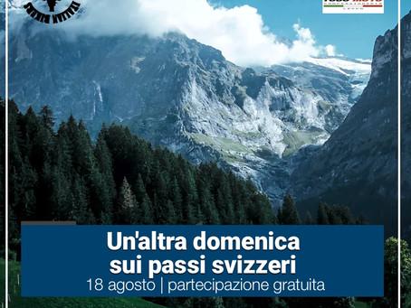 Domenica 18 luglio si torna sui passi svizzeri. E Italian Bikers vi offre un tour guidato.